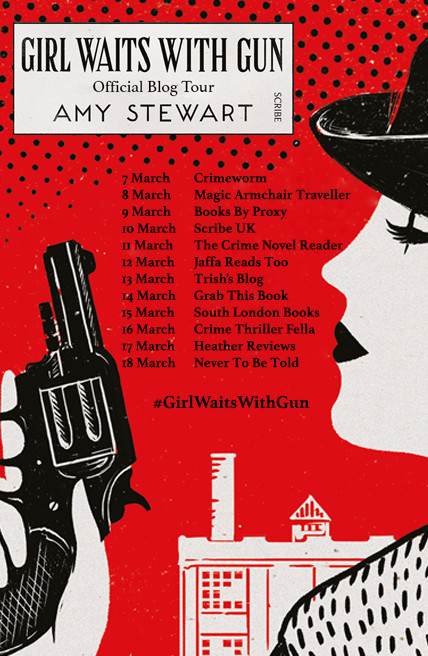 Girl Waits With Gun blog tour image (1)